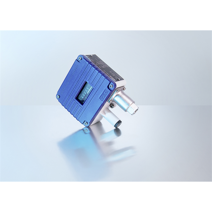 New pressure switch with wide adjustable switch differential and high repeatability