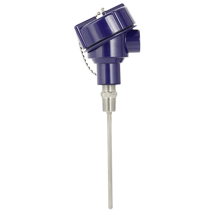 Industrial Thermocouple Assembly Fixed Direct Mount Into
