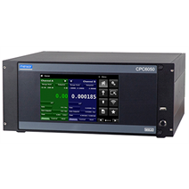 New controller with larger pressure range and additional test applications
