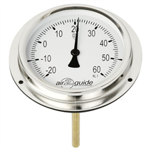 Bimetal thermometer Model A2G-61