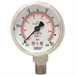 Bourdon tube pressure gauge, HP, model 130.15.2